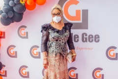 The GMD, Mrs Adebimpe Giwa on the Red Carpet