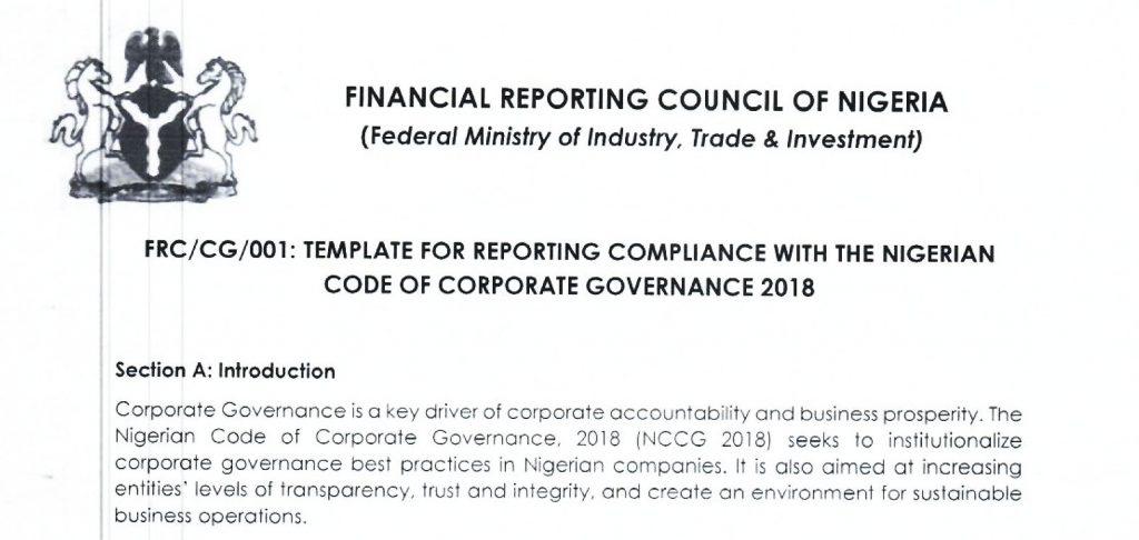 NCCG report